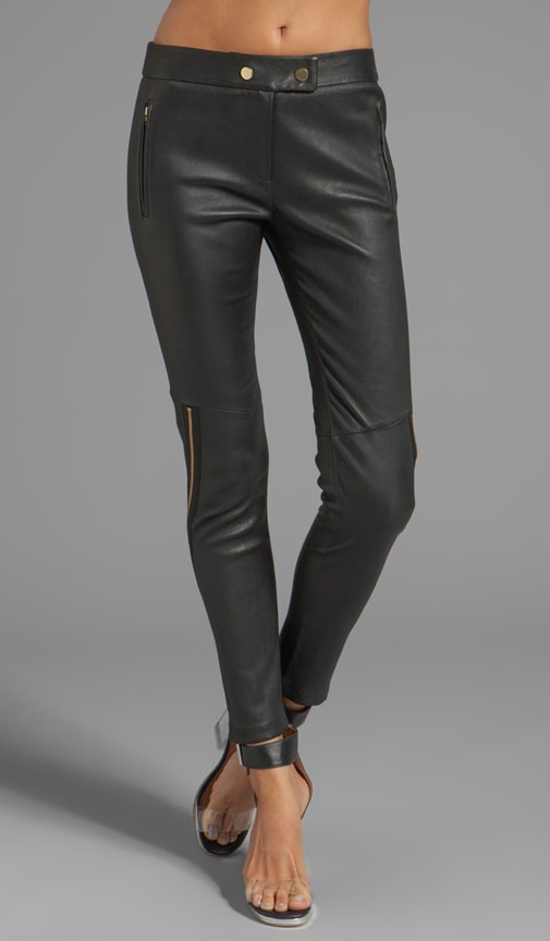 Modernist Leather Pant