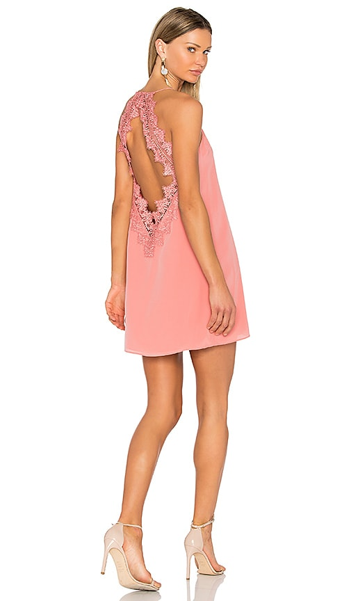CAMI NYC The Soho Dress in Pink