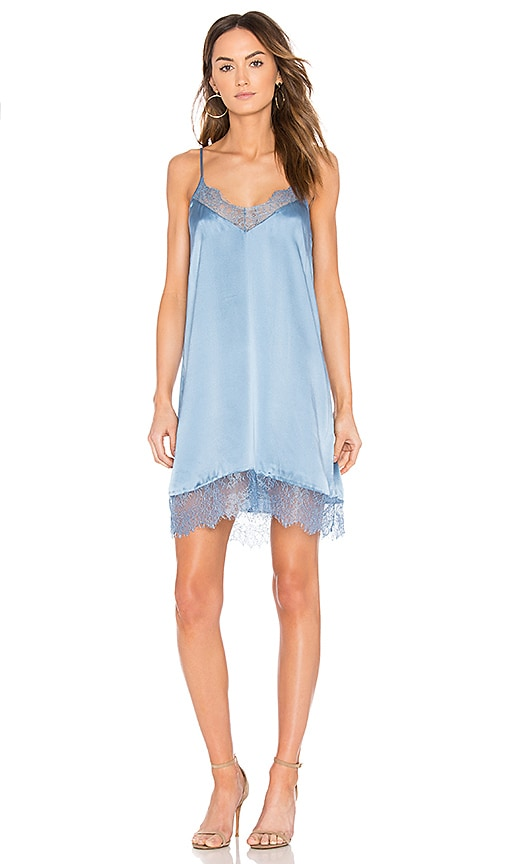 CAMI NYC The Brooklyn Dress in Blue