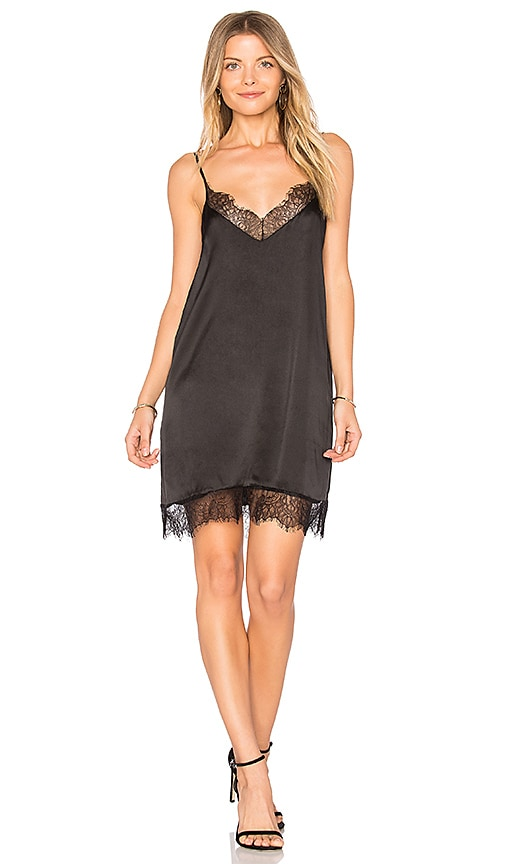 CAMI NYC The Brooklyn Dress in Black