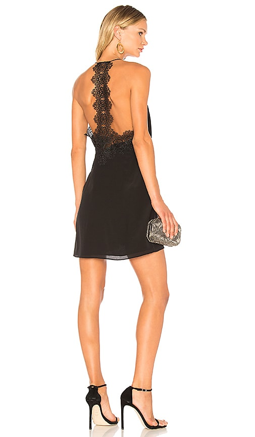 CAMI NYC The Ainsley Dress in Black