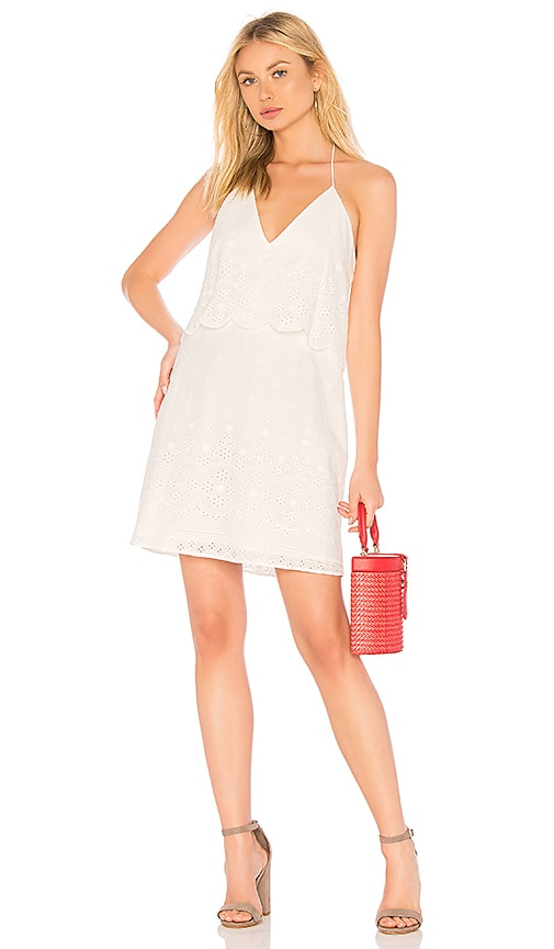 CAMI NYC The Ashley Dress in White