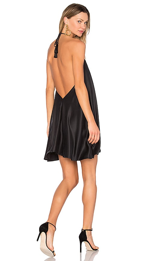 CAMI NYC The Montana Dress in Black