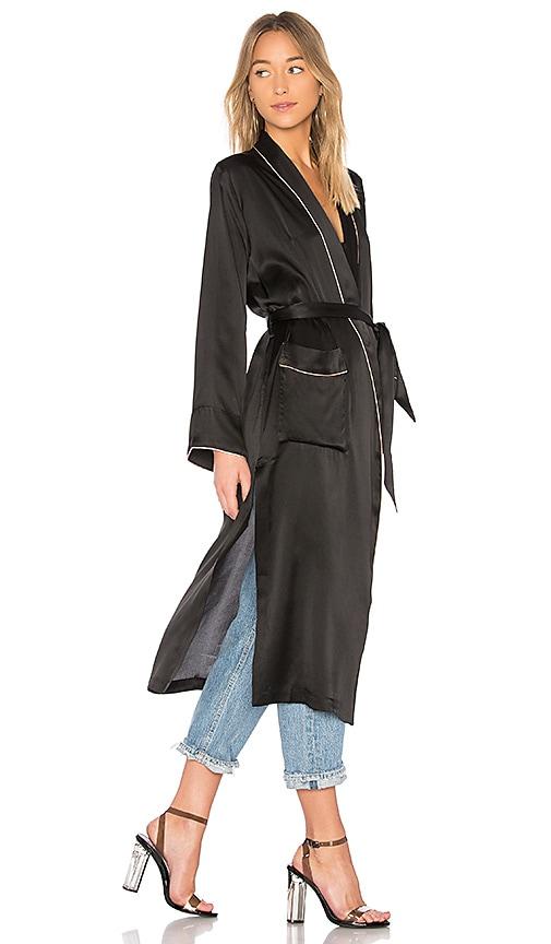 CAMI NYC The Harlow Kimono in Black