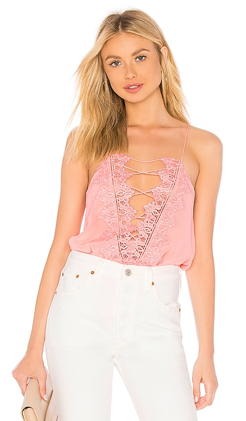 CAMI NYC The Charlie CDC Cami in Pink
