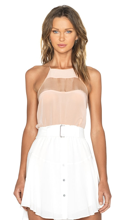 CAMI NYC The High Top Cami in Nude