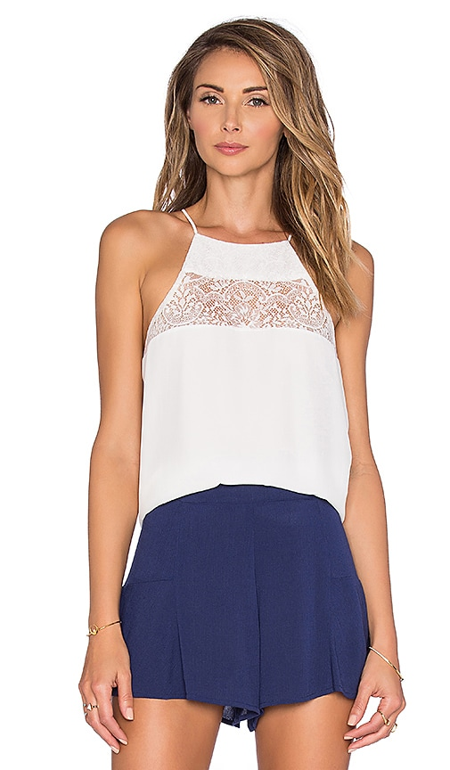 CAMI NYC The Eva Cami in White