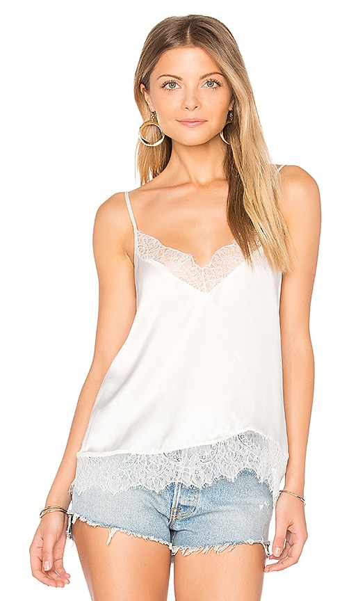 CAMI NYC The Brooklyn Cami in White