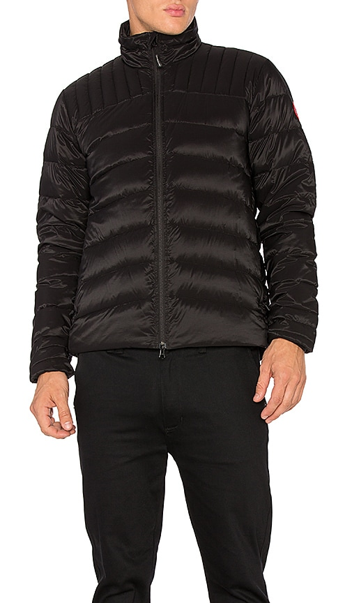 Canada Goose Brookvale Jacket in Black
