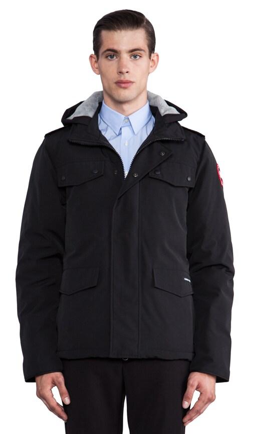 Burnett Jacket