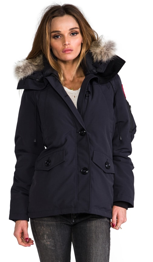 Montebello Parka with Coyote Fur trim
