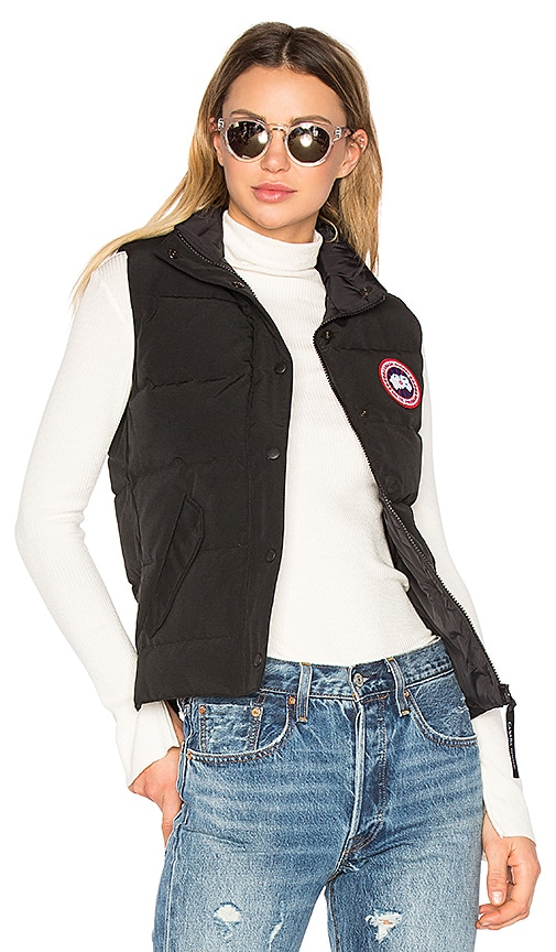 Canada Goose Freestyle Vest in Black