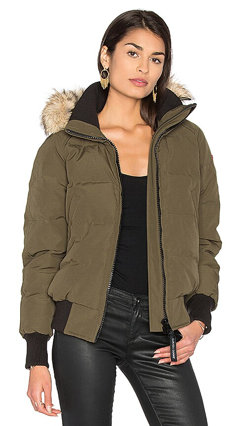 Canada Goose Savona Bomber in Army