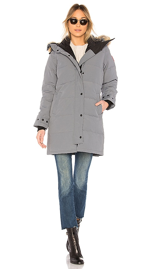 Canada Goose Shelburne Parka in Gray