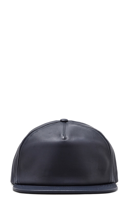 Lambskin Leather Hat