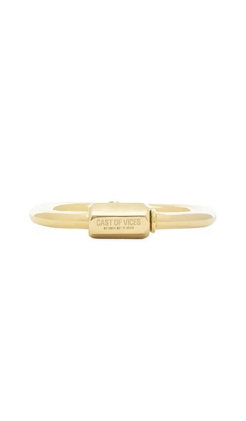Barrell Lock Bracelet