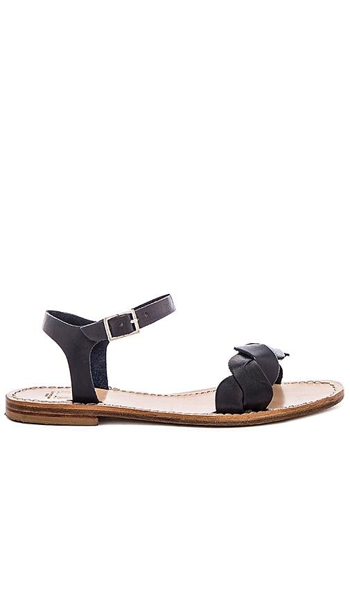 Capri Positano Nerano Sandal in Black