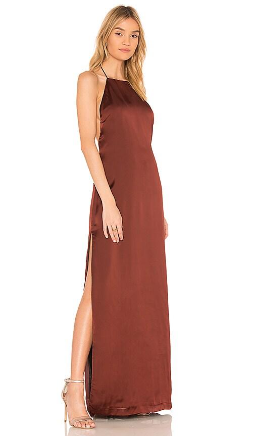 Capulet Regina Dress in Red