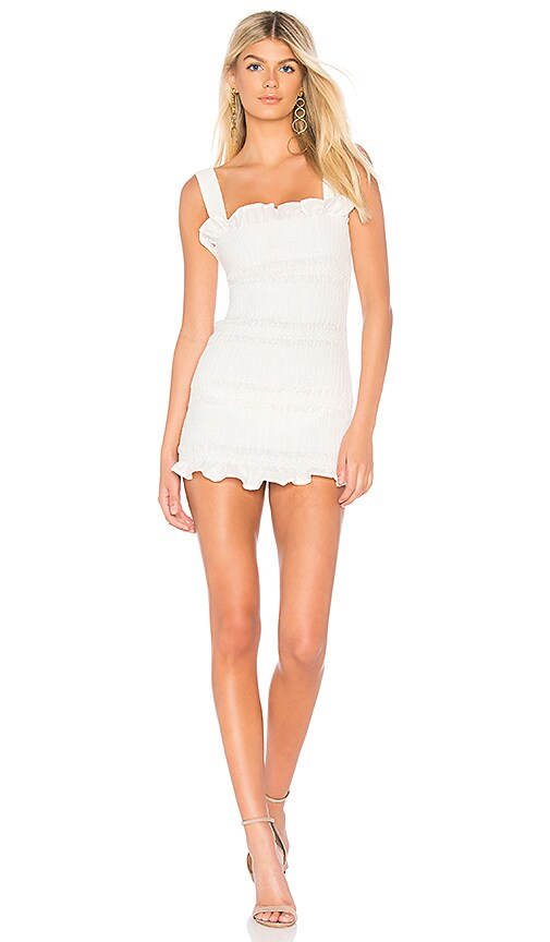 Capulet Viviane Dress in White
