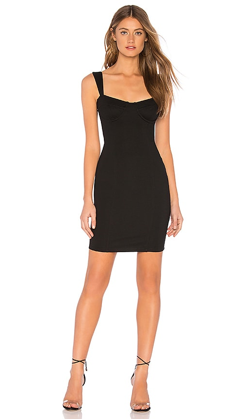 Bria Bustier Bodycon Dress