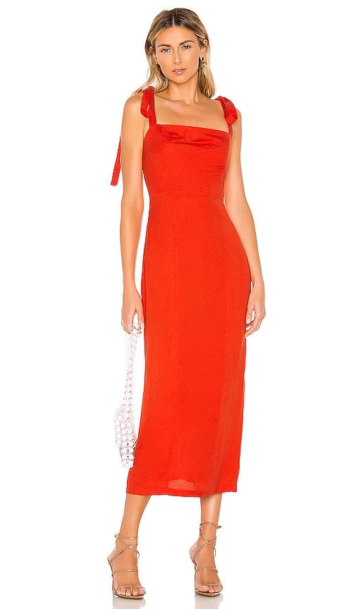 Camille Midi Dress