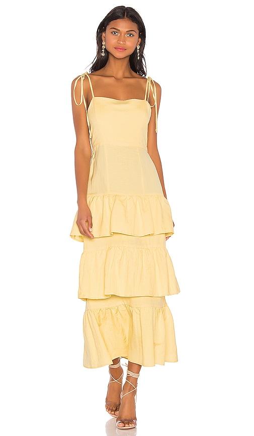 Quinn Tiered Dress