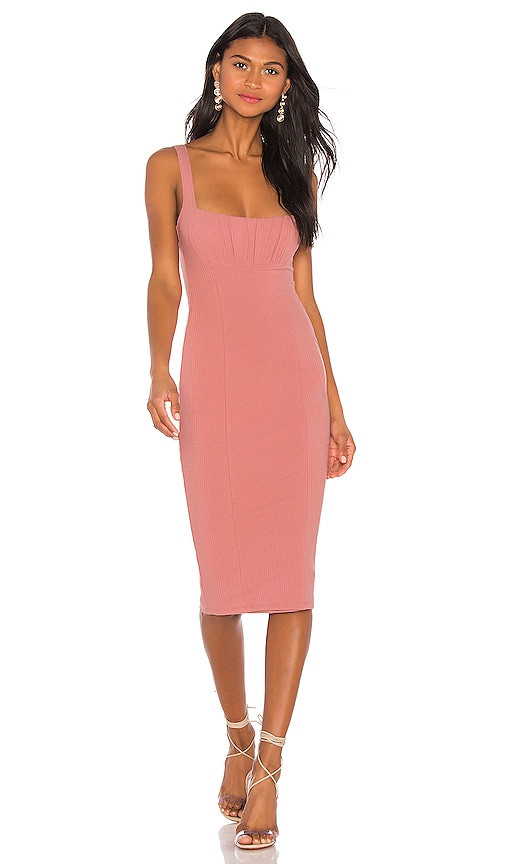 Jessia Midi Bodycon