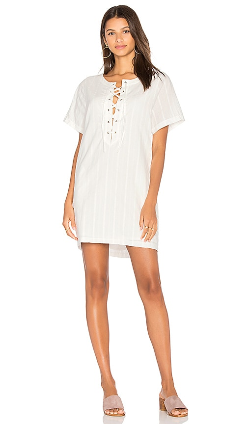 Capulet Veronica Shift Dress in White