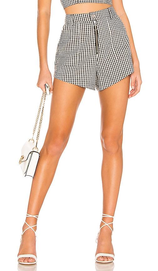 Rashida Zip Front Short