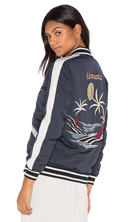 Mai Tai Bomber Jacket