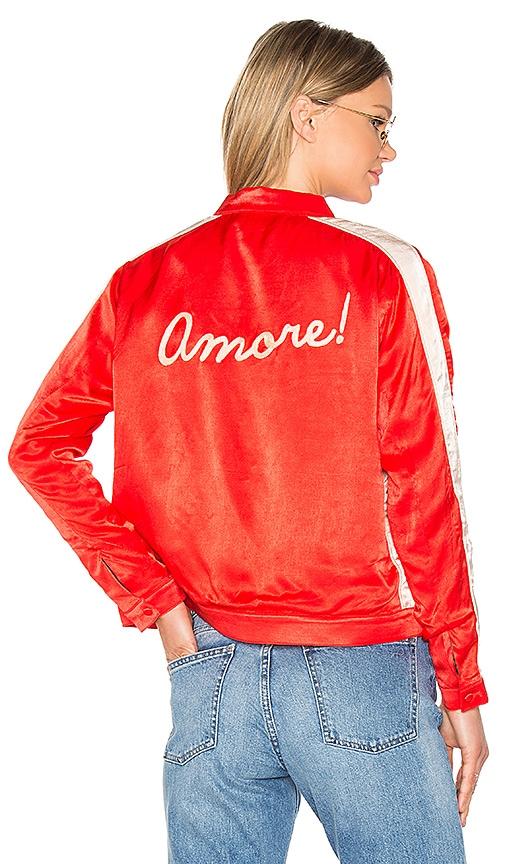 Capulet X REVOLVE Americano Souvenir Jacket in Red
