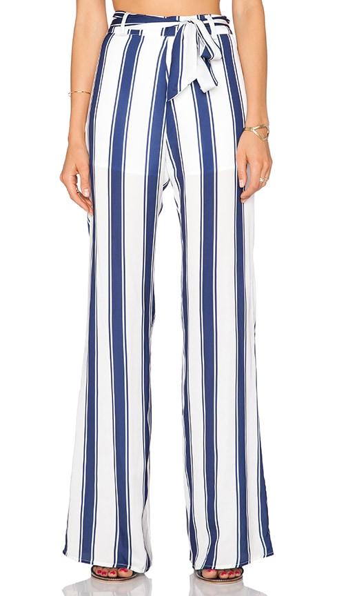 High Waist Flared Pant