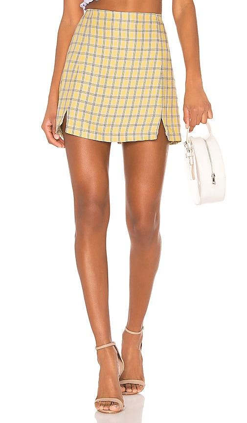 Rosa Mini Skirt
