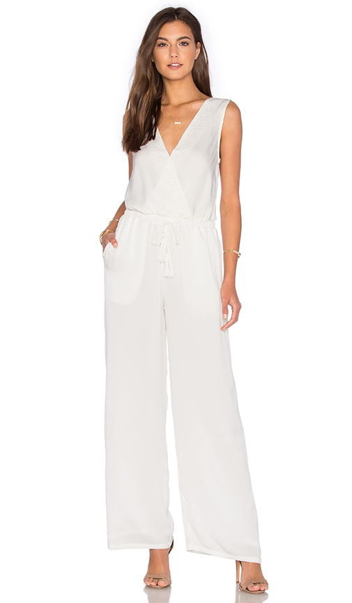 76028580e7b0 Cross Front Jumpsuit. Cross Front Jumpsuit. Capulet