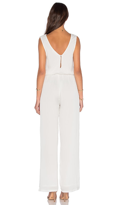 bcabbdd7ce23 Capulet Cross Front Jumpsuit in White Embroidered 50%OFF - 108.hu