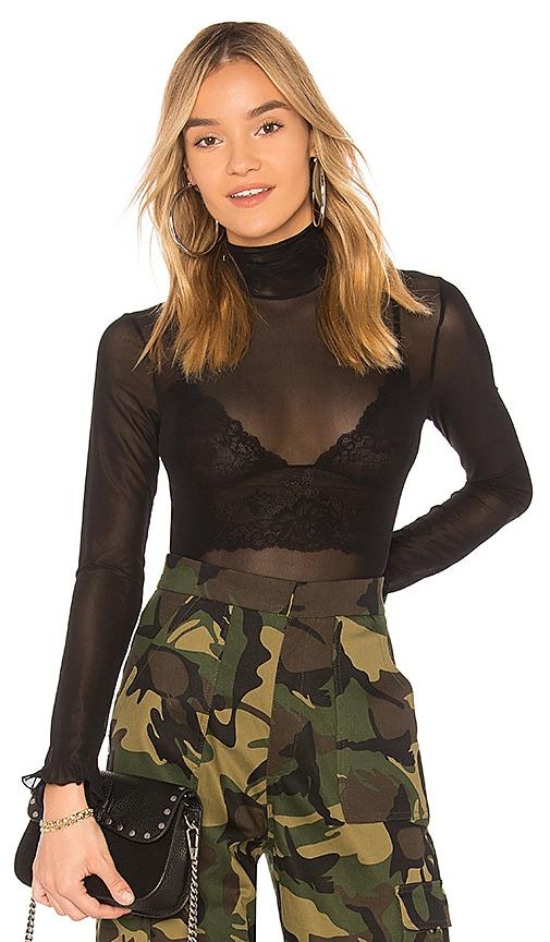 Capulet Lindsay Bodysuit in Black