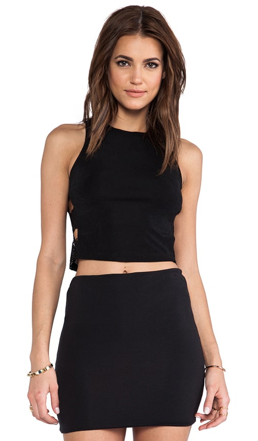 Halter Crop Top
