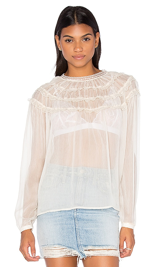 Laurel Lace Blouse
