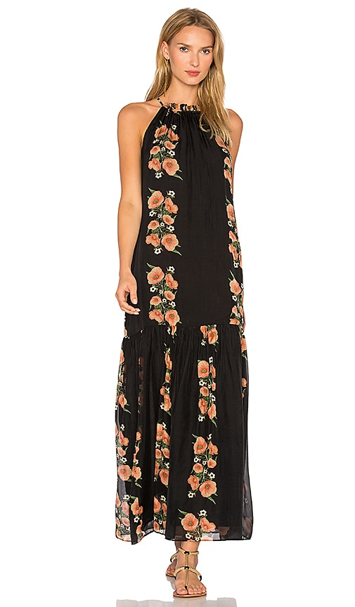 Carolina K Lucia Dress in Black