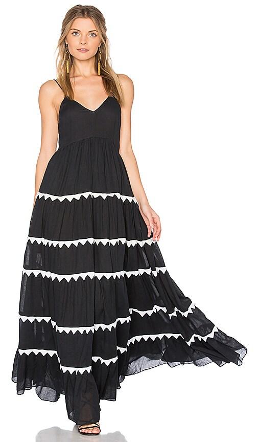 a76603ad77f96 Carolina K Marieta Dress in Black & White   REVOLVE