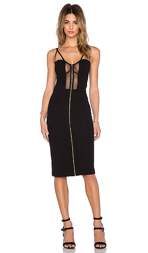Carmella Lole Dress in Black