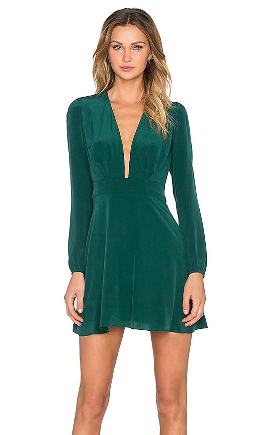 Carmella Michli Dress in Green