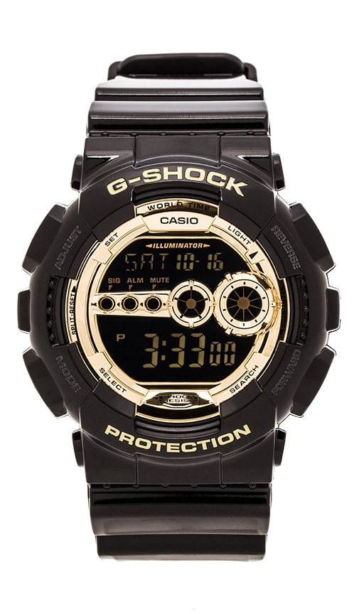 GD-100 Black and Gold