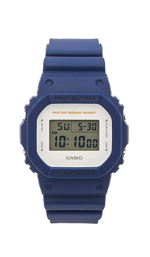e30a81dac7 G-Shock RELOJ DW-5600M en Blue
