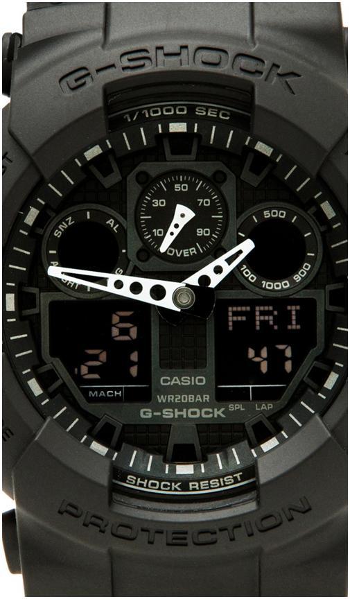 8b83a67b0 lovely G-Shock Big Combi Military Series in Black - zoknoodlehouse ...
