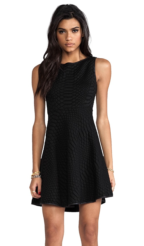 Aimee Quilted Dress