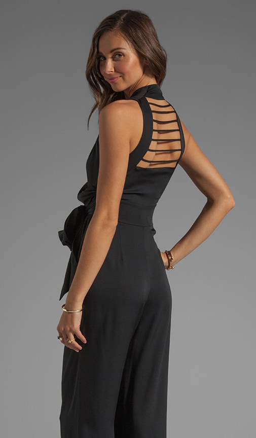 String Back Jumpsuit
