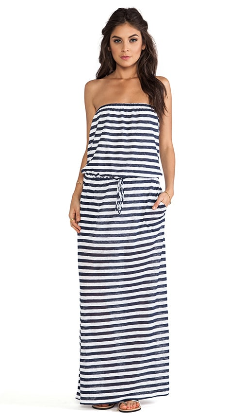 Striped Tube Maxi