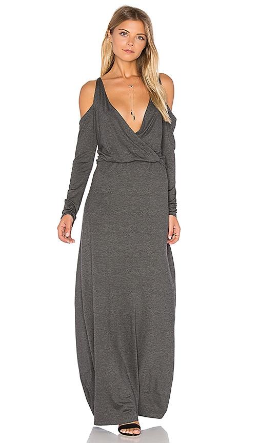 C&C California Lake Dress in Charcoal