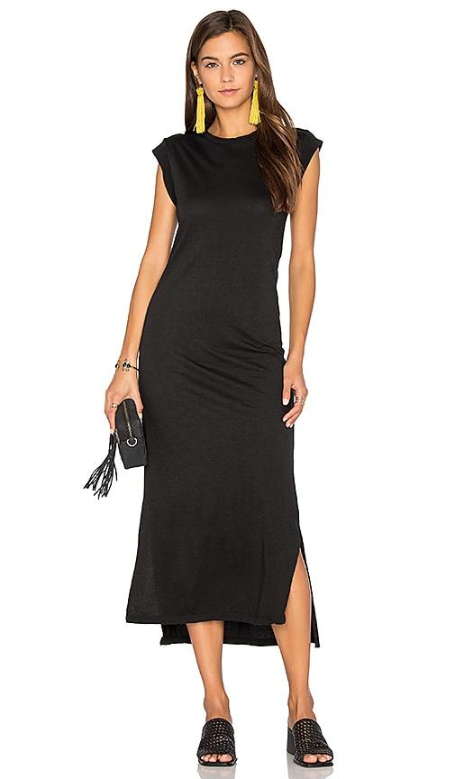 C&C California Finn Dress in Black
